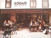 Restaurant Edgar, métro Strasbourg Saint-Denis à Paris 2e