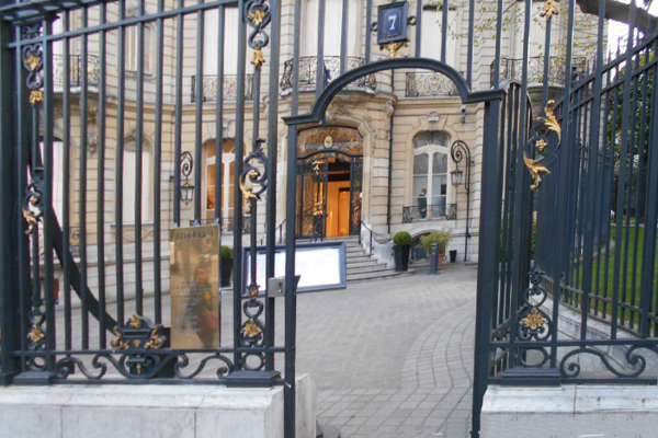 artcurial caffe champ elysees hotel dassault f