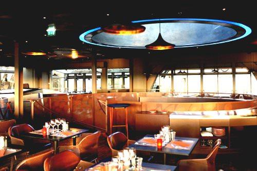 58 tour eiffel un restaurant futuriste perch sur la tour eiffel - Restaurant le 58 tour eiffel ...