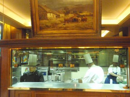 Restaurant Brasserie La Maree Paris