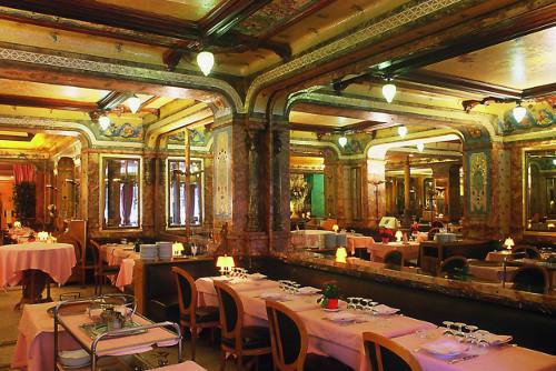 Mollard une remarquable brasserie gare saint lazare - Restaurant saint lazare paris ...