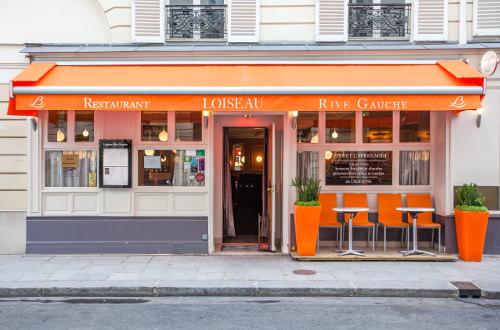 Les restaurants proches du m tro station assembl e for Cuisinier loiseau