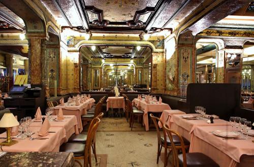 Mollard une remarquable brasserie gare saint lazare - Restaurant gare saint lazare ...