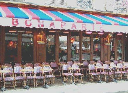 Le Bonaparte Un Chaleureux Bar Restaurant De Saint