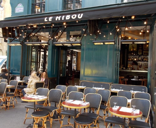 Hibou Paris Restaurant