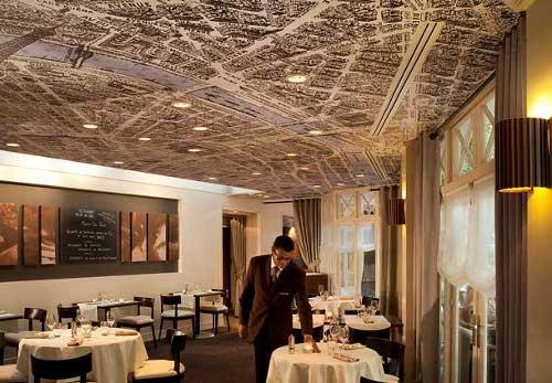 Relais du parc un restaurant sympa avec une superbe for Restaurant avec parc