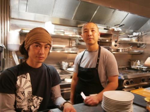 Abri l 39 un des meilleurs bistrots cr atifs de paris for Restaurant abri paris