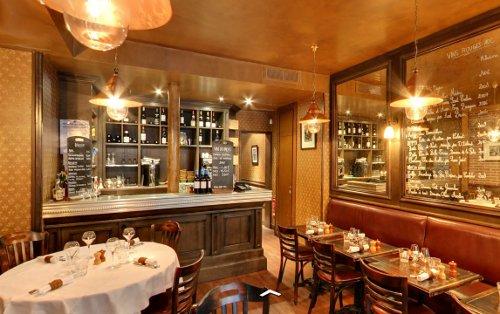 La saint sylvestre au comptoir marguery - Restaurant nouvel an paris ...
