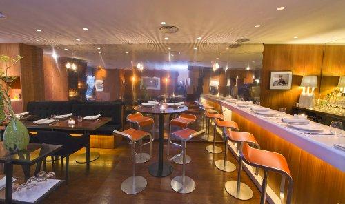 Gaya rive gauche le bistrot chic et marin de pierre gagnaire - Restaurant poisson grille paris ...