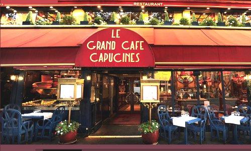 Le Nouvel An au Grand Café Capucines