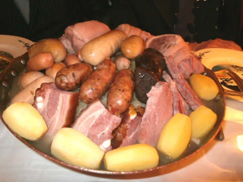 Choucroute Strasbourg Cumin Restaurant