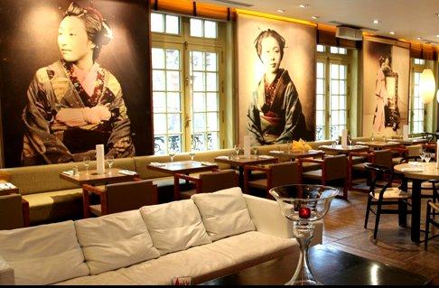 Restaurant Asiatique Fusion Paris