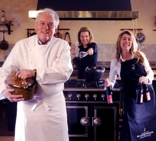 Rostang de p re en filles derni res news for Restaurant michel rostang