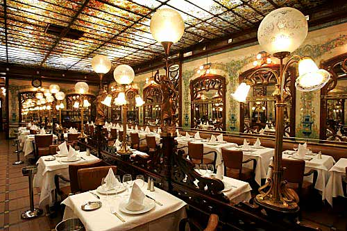 Cafe Theatre Paris Le Cafe De La Gare Restaurant