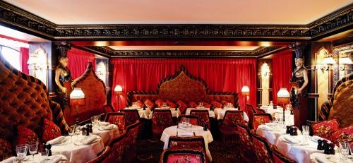La pa va ce restaurant a t remplac par le napoleone for Restaurant la salle a manger paris