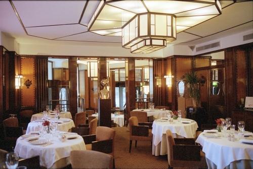 Le paris l 39 l gant d co restaurant art d co de l 39 h tel lutetia - Le lutetia restaurant paris ...