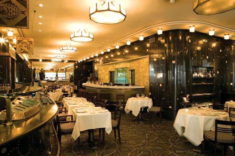 Restaurant Prunier  Paris