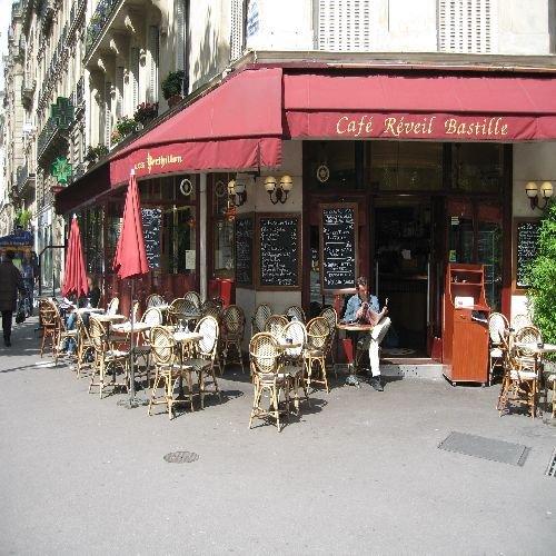 Le r veil bastille un bar vins sympa vou la bistronomie for Restaurant bastille terrasse