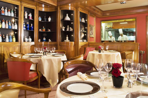 Michel rostang le remarquable restaurant 2 toiles for Restaurant michel rostang