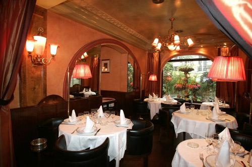 Photo du restaurant s billon neuilly - Restaurant fruit de mer porte maillot ...