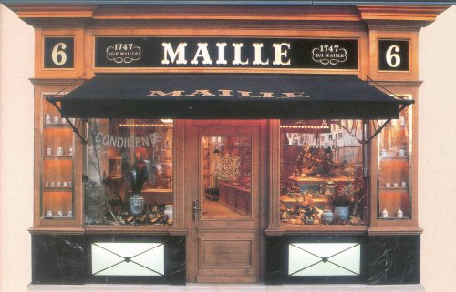 Boutique Moutarde Maille