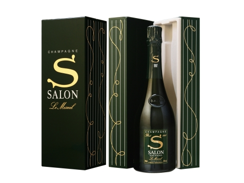 Champagne salon 1997 blog de la cave bruant for Salon vin paris