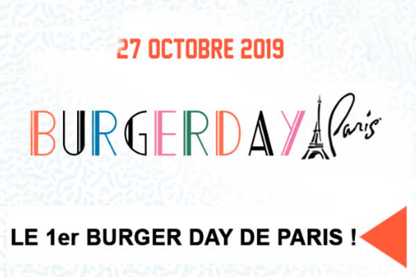 Burger Day Paris