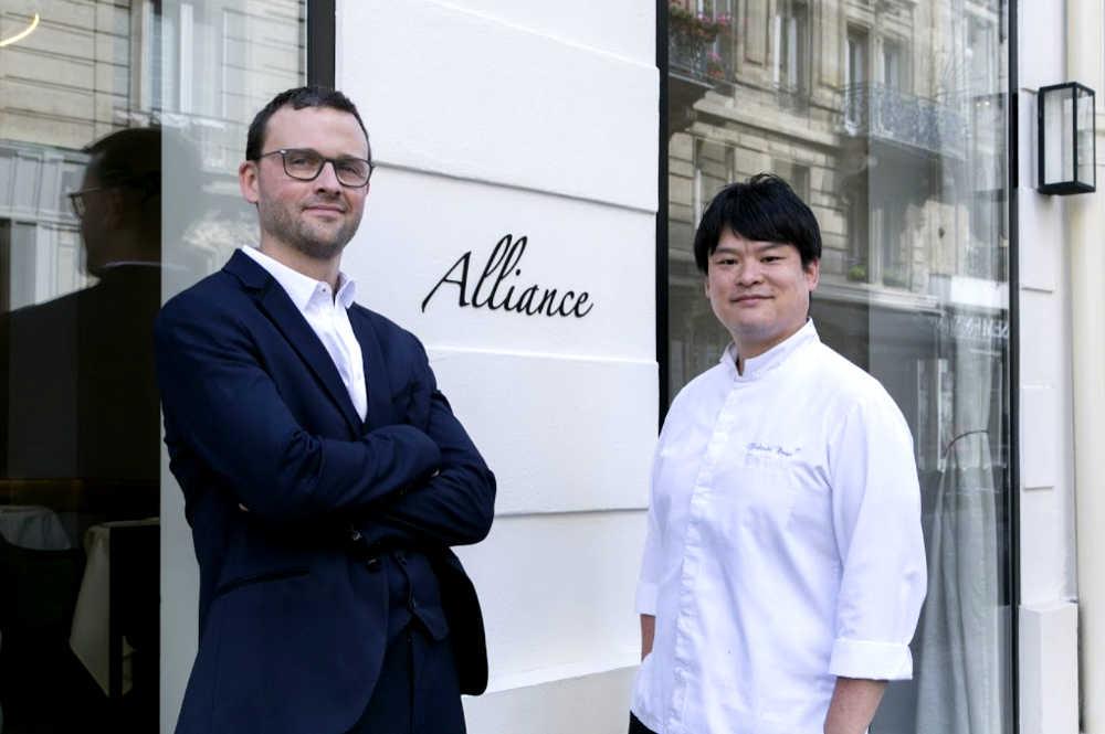 Restaurant alliance de rue poissy