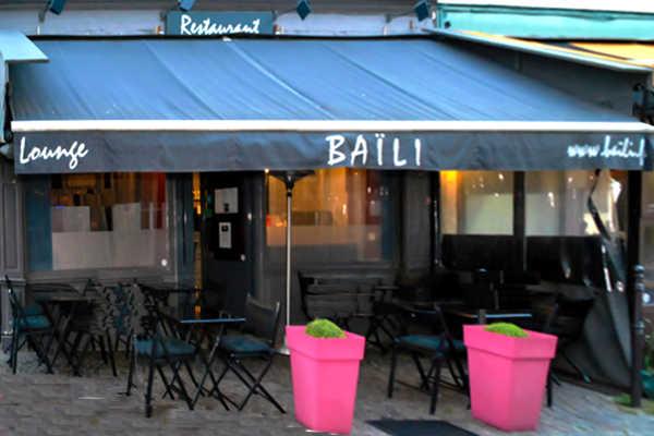 Le Baïli, restaurant Halal à Paris 1
