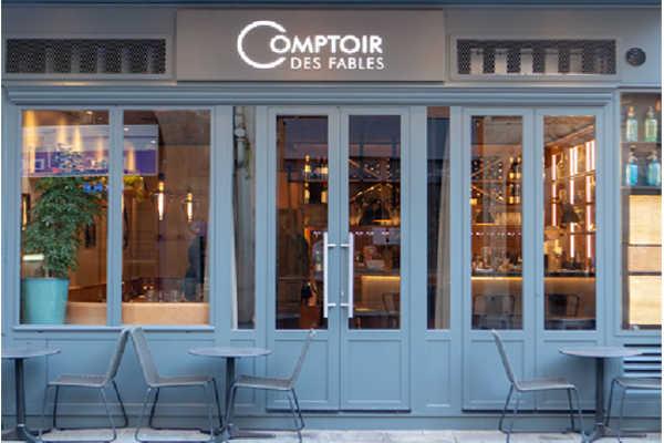 Restaurant Le Comptoir des Fables