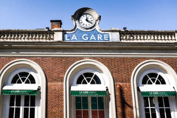 Restaurant la Gare à Paris 16e 1
