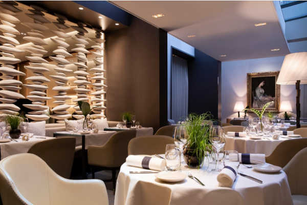 sers restaurant champs elysees paris 75008