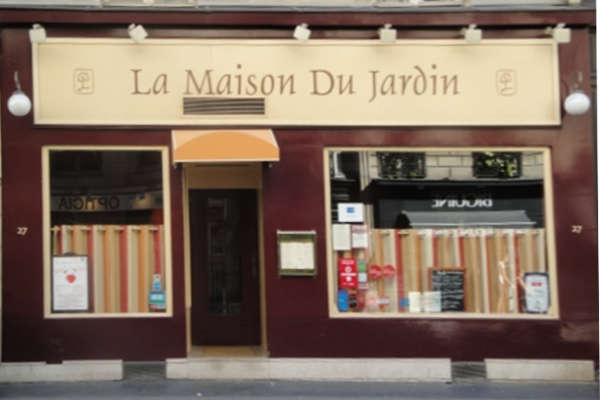 la maison du jardin bon restaurant par cher au luxembourg. Black Bedroom Furniture Sets. Home Design Ideas