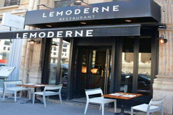 Café Moderne - Un restaurant mode et sympa à la Bourse à Paris ...