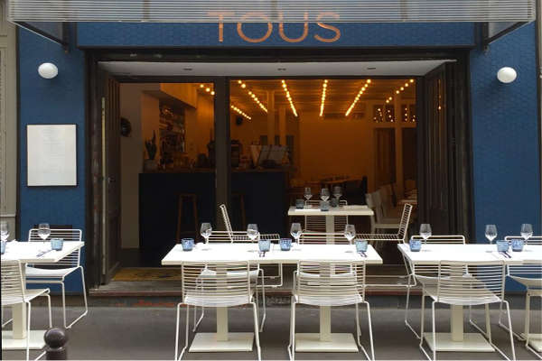 Tous restaurant à Paris 75009