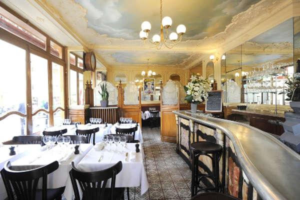 restaurant cyril lignac