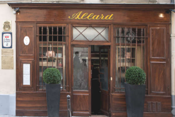 restaurant Allard, un bistrot authentique à Paris