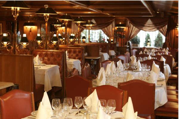 Pour trouver un bon restaurant paris - Brasserie dab porte maillot ...