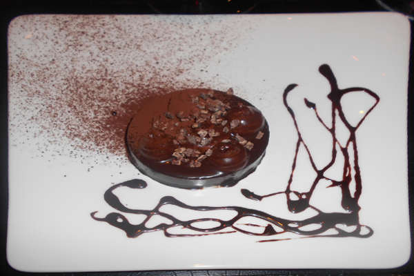 bistrot sommelier cremeux chocolat