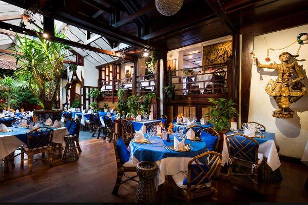 Le Blue Elephant, superbe restaurant thaïlandais à la Bastille