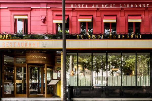 Le Boeuf Couronné à la Villette, restaurant de viande et grillade à Paris