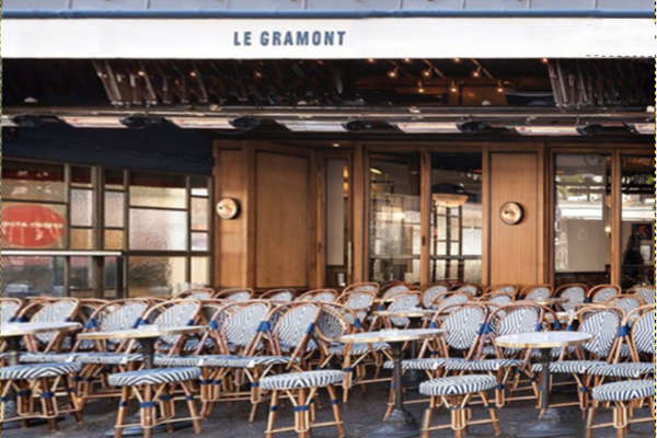 Restaurant le Gramont Paris 75002