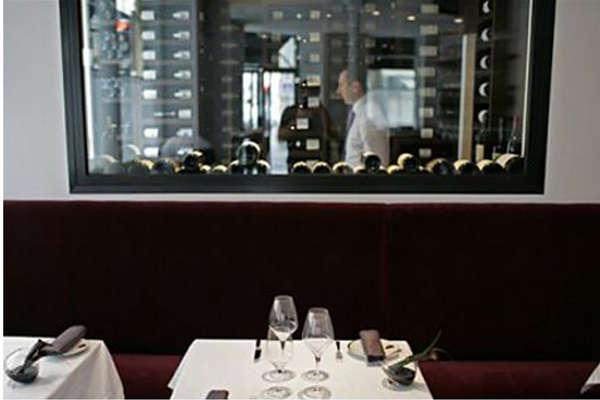 Il vino le restaurant italien chic et bachique d 39 enrico bernardo - Consomme de boeuf maison ...