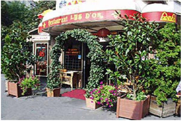 Pour trouver un bon restaurant paris ou un bistro pas cher for Restaurants paris avec terrasse ou jardin