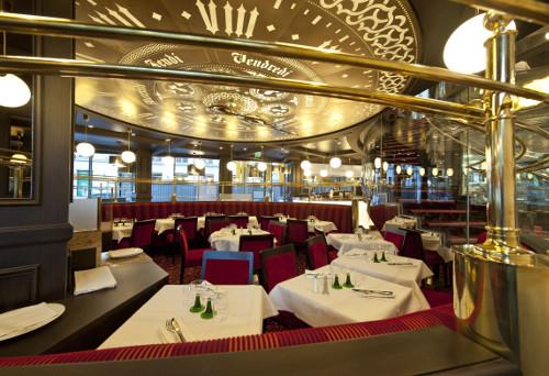Elysee Bonheur Restaurant Paris