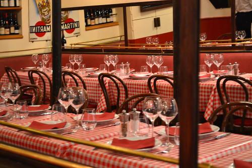 Chez Christine Restaurant Paris