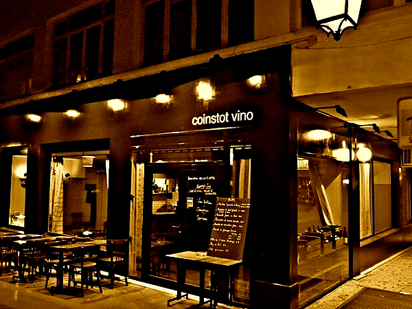 Coinstot Vino, restaurant mode Passage des Panoramas à Paris 2e 2