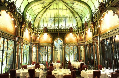 Liste des meilleurs restaurants parisiens