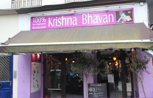 Restaurant paris pr s de la station de m tro maubert for Krishna bhavan paris
