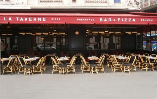 Taverne Bar à Piza à l'Opéra